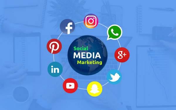 Assurer une présence en ligne grâce au marketing des réseaux sociaux et au SEO